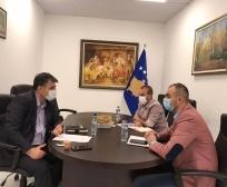 Ministria e Bujqësisë, Pylltarisë dhe Zhvillimit Rural avokon interesat e sektorit të qumështit