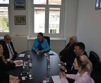 Ministarka  Živić  sastala se sa zamenikom ambasadora Mađarske, Bela Bozsik