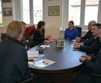 Ministrja Zivic priti në takim drejtorin e GIZ-it, David Oberhuber
