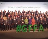 Ministri Rikalo në takimin e kancelares Angela Merkel me ministrat e bujqësisë në Forumin Global për Ushqim dhe Bujqësi 2019 në Berlin