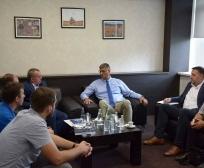Ministar Rikalo obećava podršku proizvođačima malina