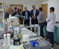 Ministar Rikalo posetio Poljoprivredni Institut u Peći