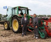 Kosovo Team Vies for World Cup of Plowing in Alberta