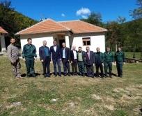 """Ministri Nenad Rikalo vizitoi vendin e gjuetisë me rëndësi të veçantë """"Dubocak"""""""