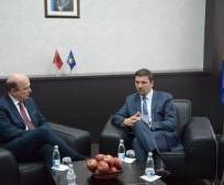 Vazhdon heqja e barrierave tregtare mes Kosovës dhe Shqipërisë për produktet bujqësore