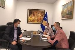 Ministarstvo poljoprivrede, šumarstva i ruralnog razvoja razgovara-zalaže se za interese mlekarskog sektora