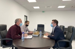 Ministar Mustafa sastao se sa predstavnicima uzgajivača maline
