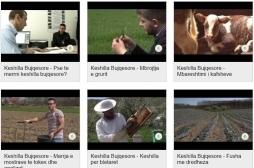 Ministria e Bujqësisë lanson 12 video praktike për këshilla bujqësore