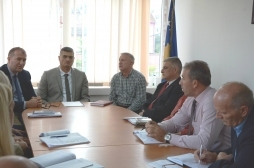 Ministri Rikalo takoi stafin udhëheqës të MBPZHR-së