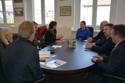 Ministarka Živić sastala se sa direktorom  GIZ-a, Davidom Oberhuberom
