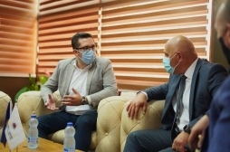 Ministar Mustafa u poseti poljoprivrednicima  Đakovice