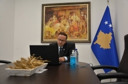 Zëvendësministri Ramadani mori pjesë në forumin e 14-të vjetor të punës të Ministrave të Bujqësisë nga Evropa Juglindore