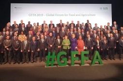 Ministar Rikalo na sastanku Kancelarke Angele Merkel sa ministrima poljoprivrede na Globalnom - Svetskom Forumu za Hranu i Poljoprivredu 2019. u Berlinu