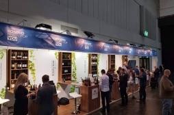 """Ministri Rikalo po merr pjesë në panairin ndërkombëtar të verës """"ProWine 2018"""" në Gjermani"""