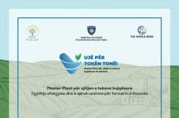 Master Plani i Ujitjes së Tokave Bujqësore të Kosovës