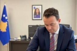 Ministar  Faton  Peci  sa  odlukama  za  zaštitne mere za poljoprivredne  proizvođače
