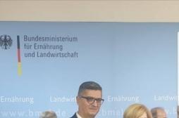Ministri Rikalo takon Ministren e Bujqësisë së Gjermanisë, Julia Klockner