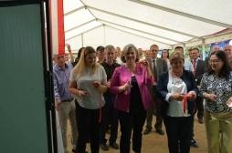 Ministarka Živić prisustvovala je inauguraciji centra za sakupljanje lekovitog i aromatičnog bilja - Biofruti