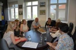 """Ministarka Živić na sastanku sa članicama NVO """"CoDe"""""""