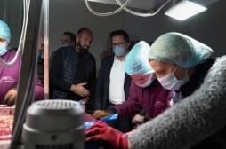 Ministri Mustafa vizitoi fermerët e Mramorit