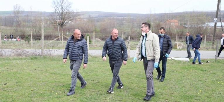 Ministar Mustafa pruža podršku stočarima, uprkos vanrednoj situaciji