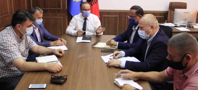 Zamenik ministra Ramadani: Zajedno ćemo raditi na adresiranju-rešavanju problema mlekara