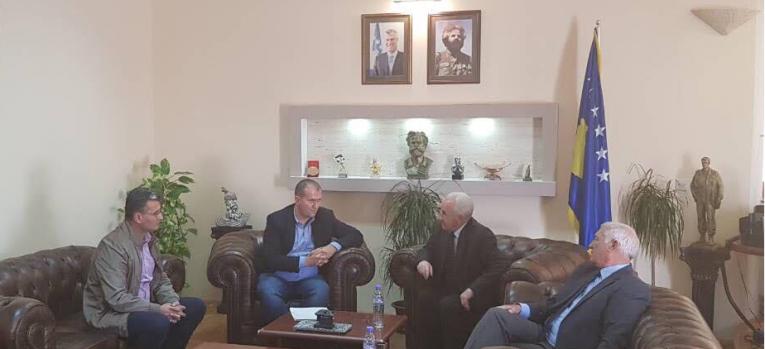 MBPZHR-ja investon në zgjerimin e sistemeve të ujitjes në komunën e Prizrenit