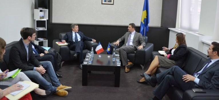 Intensifikohet bashkëpunimi Kosovë – Francë në bujqësi