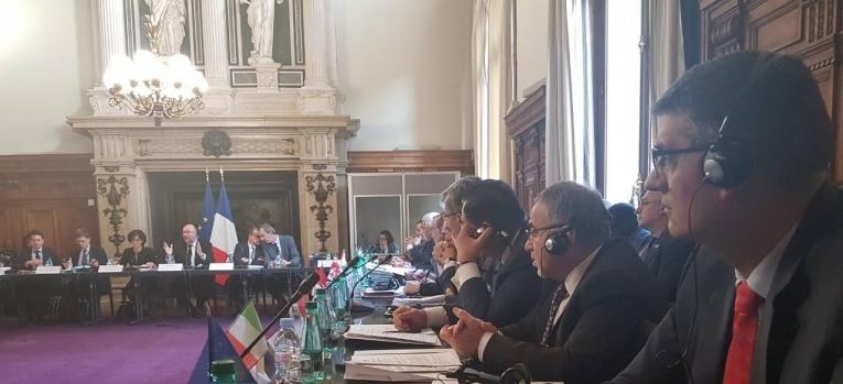 Ministar Rikalo prisustvovao u Nacionalnoj Konferenciji u Francuskoj o Hrani u Parizu
