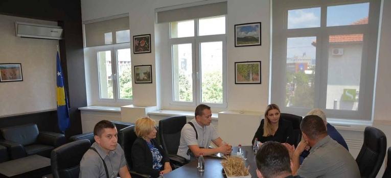 """Udruženje pčelara """"Nukleus"""" na sastanku sa ministarkom Živić"""